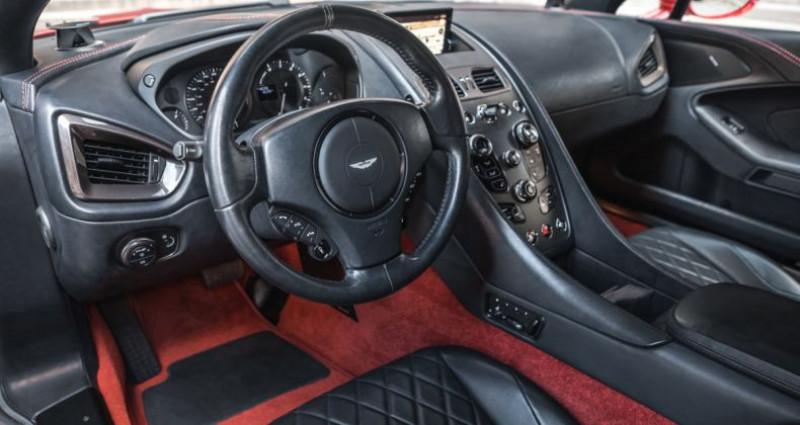 Aston martin Vanquish Zagato Coupe *SINGLE Q Color 75 of 99*  occasion à PARIS - photo n°7