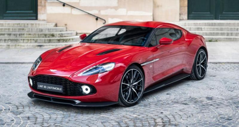Aston martin Vanquish Zagato Coupe *SINGLE Q Color 75 of 99*  occasion à PARIS