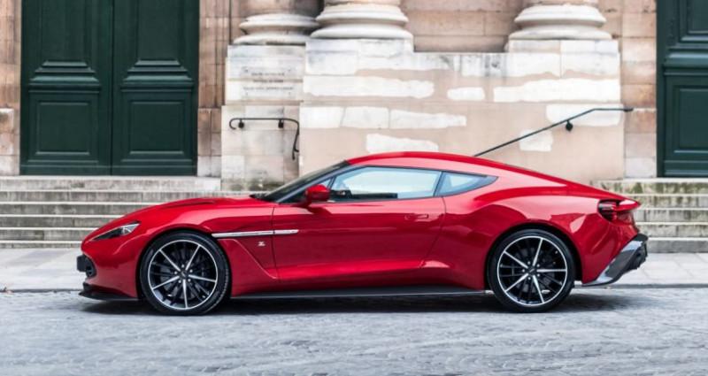 Aston martin Vanquish Zagato Coupe *SINGLE Q Color 75 of 99*  occasion à PARIS - photo n°2