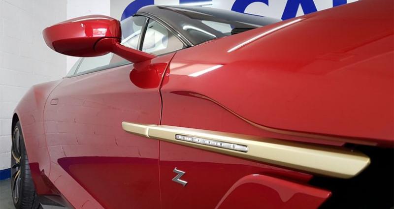 Aston martin Vanquish ZAGATO VOLANTE Rouge occasion à Hesperange - photo n°2
