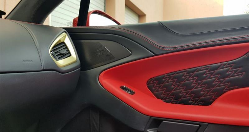 Aston martin Vanquish ZAGATO VOLANTE Rouge occasion à Hesperange - photo n°5