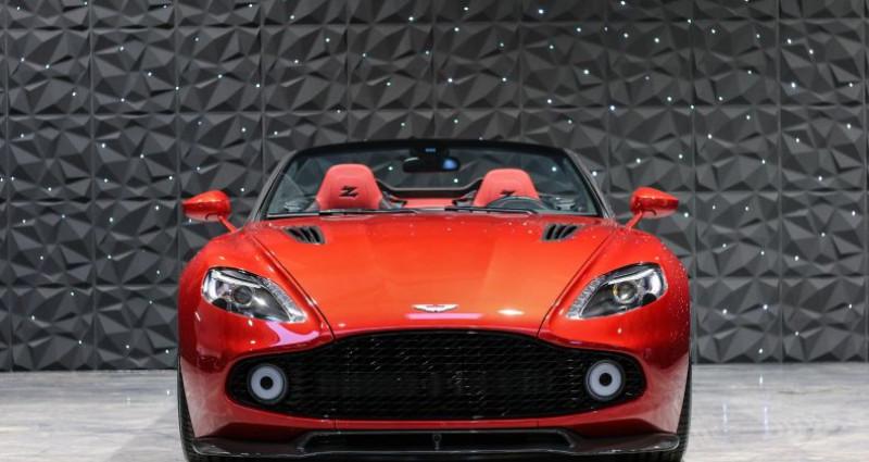 Aston martin Vanquish ZAGATO VOLANTE  occasion à CHAVILLE - photo n°3