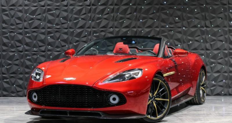 Aston martin Vanquish ZAGATO VOLANTE  occasion à CHAVILLE