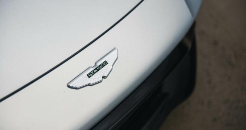Aston martin VANTAGE 4.0 Lightning Silver - Obisidian Black  occasion à Harelbeke - photo n°5