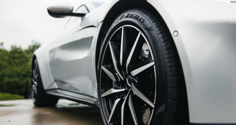Aston martin VANTAGE 4.0 Lightning Silver - Obisidian Black  occasion à Harelbeke - photo n°4