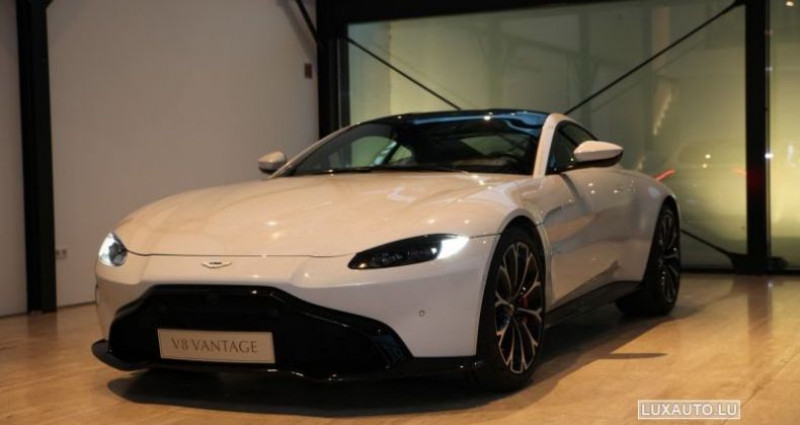 Aston martin VANTAGE 4.0 V8 Auto.  occasion à Luxembourg