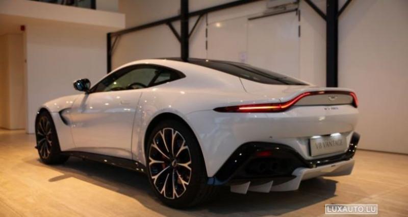 Aston martin VANTAGE 4.0 V8 Auto.  occasion à Luxembourg - photo n°4