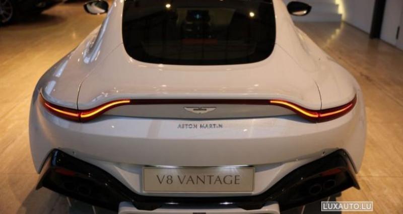 Aston martin VANTAGE 4.0 V8 Auto.  occasion à Luxembourg - photo n°5