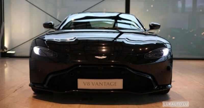 Aston martin VANTAGE 4.0 V8 Auto.  occasion à Luxembourg - photo n°2