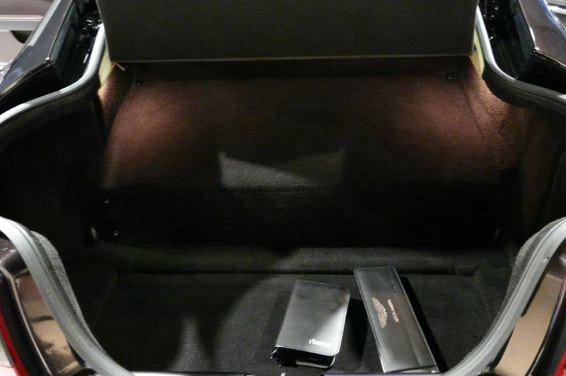 Aston martin VANTAGE 4.3 V8 SPORTSHIFT Bronze occasion à BEAUPUY - photo n°8