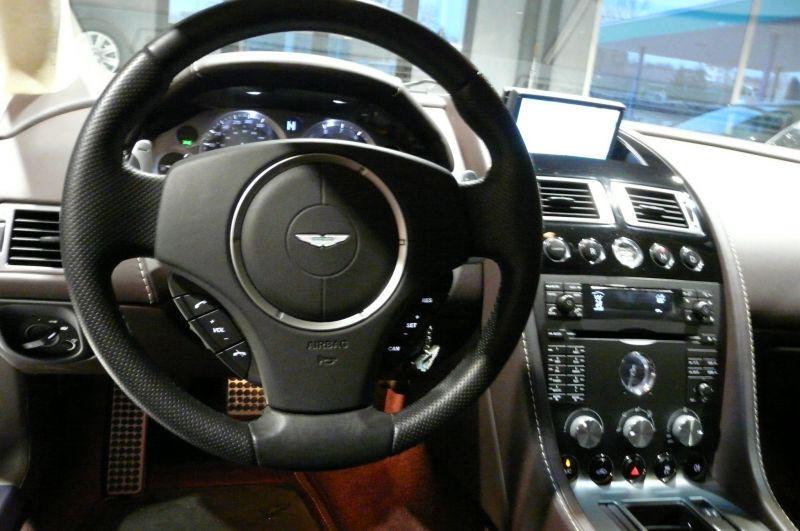 Aston martin VANTAGE 4.3 V8 SPORTSHIFT Bronze occasion à BEAUPUY - photo n°2