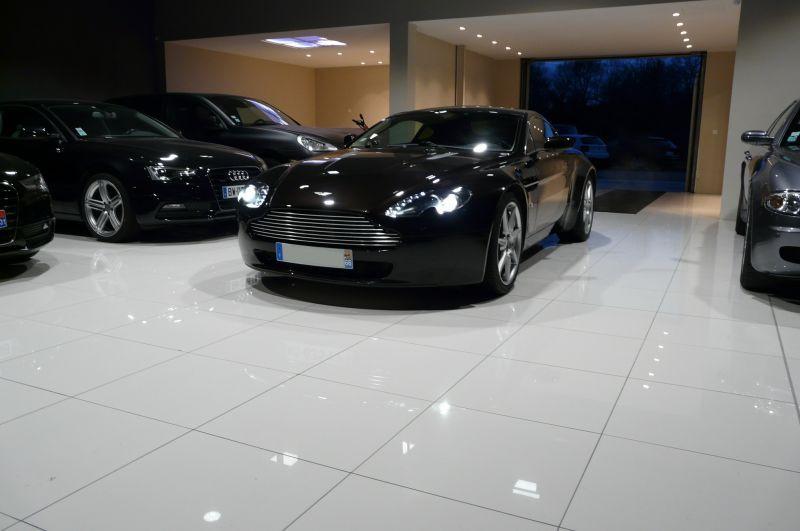 Aston martin VANTAGE 4.3 V8 SPORTSHIFT Bronze occasion à BEAUPUY