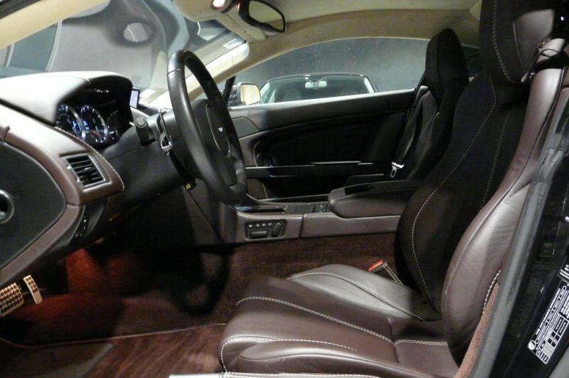Aston martin VANTAGE 4.3 V8 SPORTSHIFT Bronze occasion à BEAUPUY - photo n°5