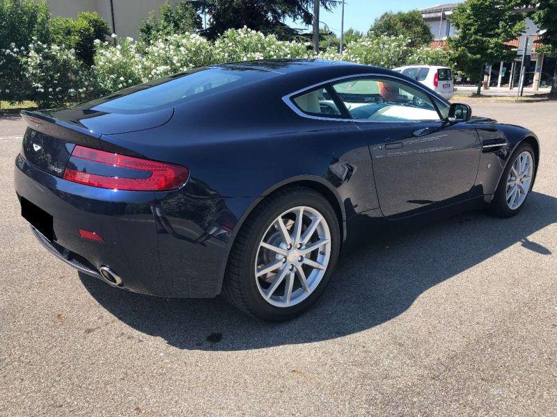 Aston martin VANTAGE 4.3 V8 SPORTSHIFT Noir occasion à BEAUPUY - photo n°3