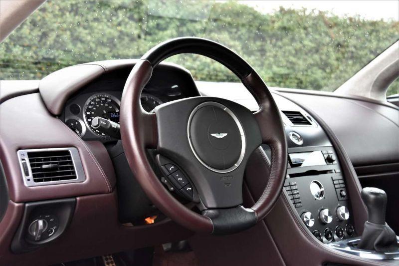 Aston martin VANTAGE 4.3 V8 SPORTSHIFT Gris occasion à BEAUPUY - photo n°9