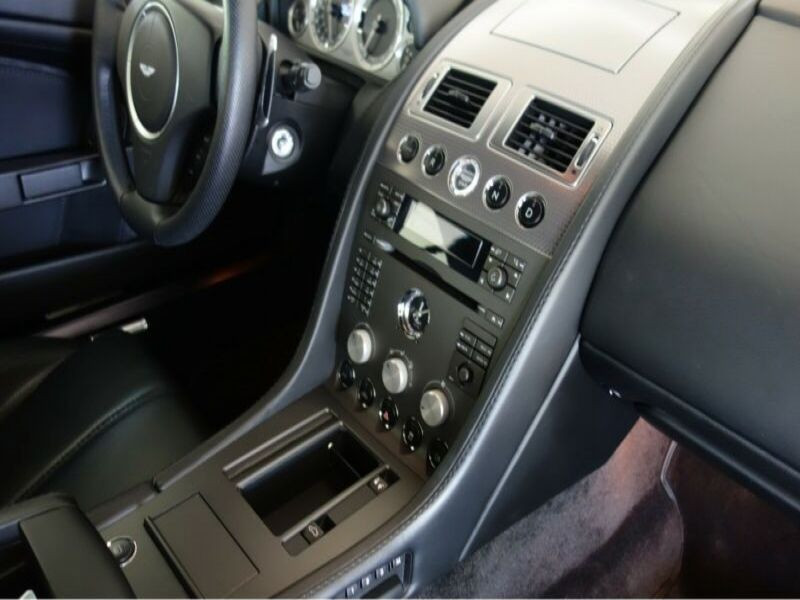 Aston martin VANTAGE 4.3 V8 SPORTSHIFT Noir occasion à BEAUPUY - photo n°2