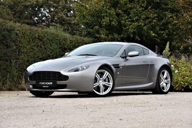Aston martin VANTAGE 4.3 V8 SPORTSHIFT Gris occasion à BEAUPUY