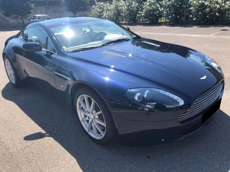 Aston martin VANTAGE 4.3 V8 SPORTSHIFT Noir occasion à BEAUPUY