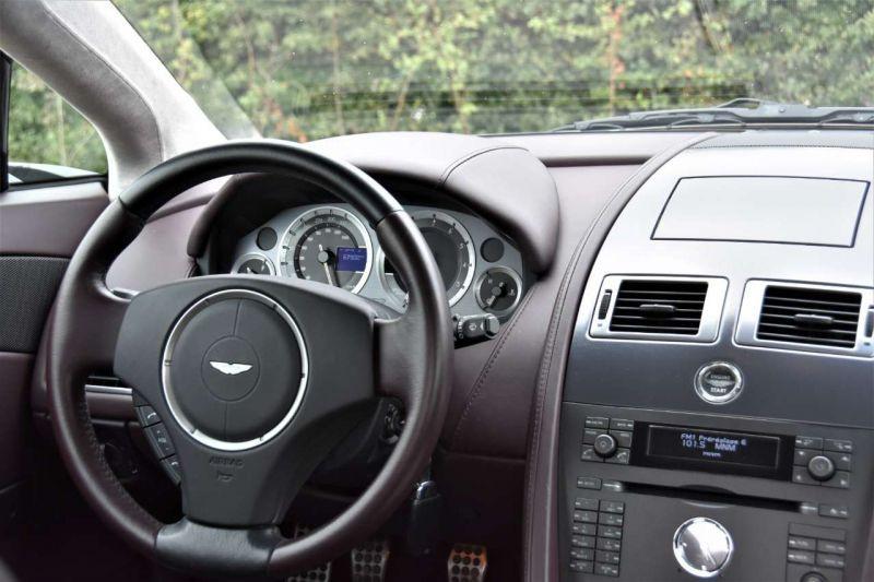 Aston martin VANTAGE 4.3 V8 SPORTSHIFT Gris occasion à BEAUPUY - photo n°7