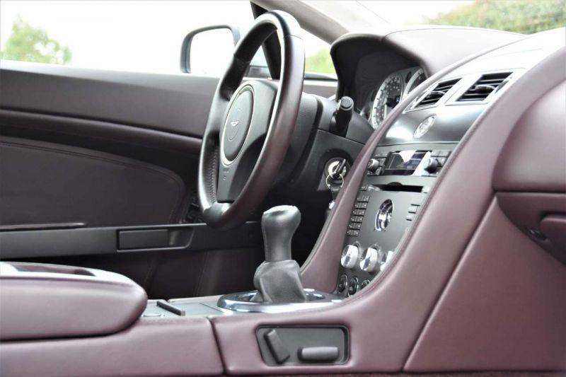 Aston martin VANTAGE 4.3 V8 SPORTSHIFT Gris occasion à BEAUPUY - photo n°5