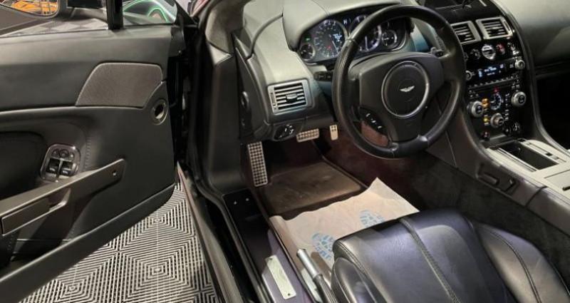 Aston martin VANTAGE 4.7 SPORTSHIFT V8 Noir occasion à FOETZ - photo n°7