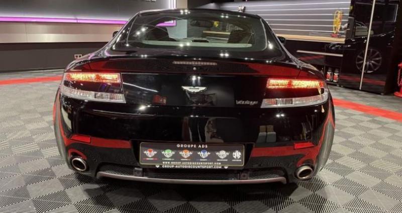 Aston martin VANTAGE 4.7 SPORTSHIFT V8 Noir occasion à FOETZ - photo n°2