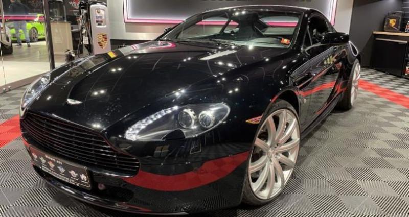 Aston martin VANTAGE 4.7 SPORTSHIFT V8 Noir occasion à FOETZ