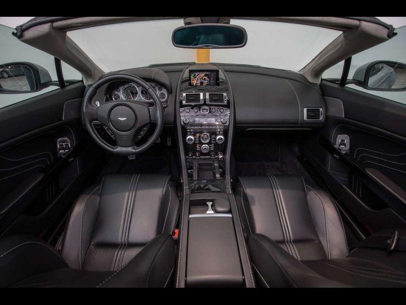 Aston martin VANTAGE 4.7 V8 S SPORTSHIFT Gris occasion à BEAUPUY - photo n°2