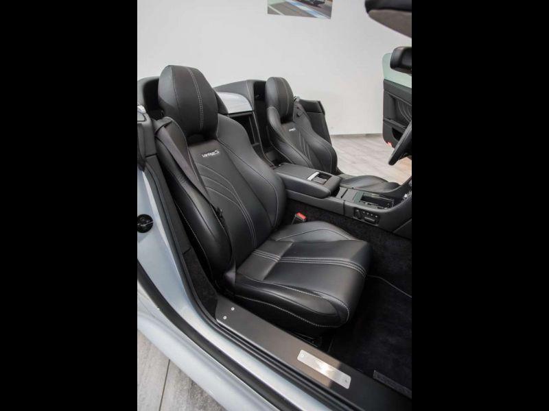 Aston martin VANTAGE 4.7 V8 S SPORTSHIFT Gris occasion à BEAUPUY - photo n°8
