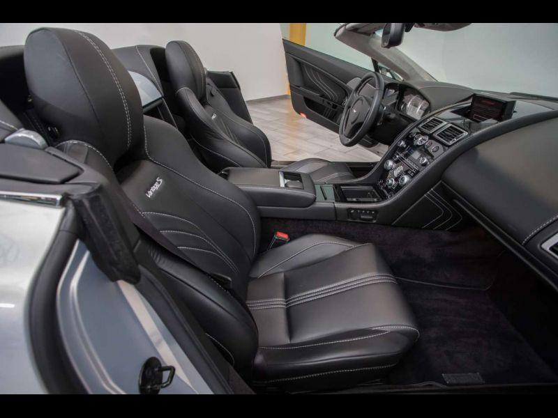 Aston martin VANTAGE 4.7 V8 S SPORTSHIFT Gris occasion à BEAUPUY - photo n°7