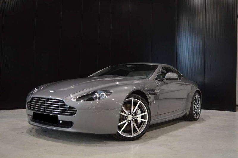Aston martin VANTAGE 4.7 V8 SPORTSHIFT Gris occasion à BEAUPUY