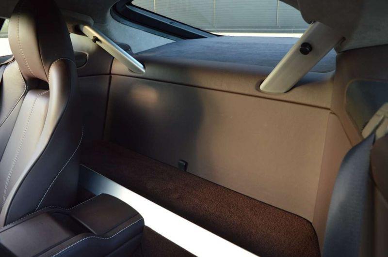 Aston martin VANTAGE 4.7 V8 SPORTSHIFT Gris occasion à BEAUPUY - photo n°5