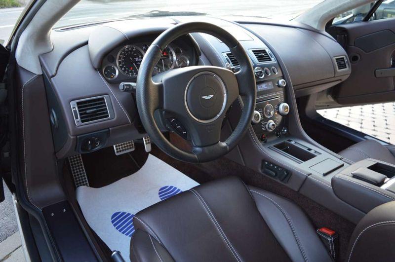 Aston martin VANTAGE 4.7 V8 SPORTSHIFT Gris occasion à BEAUPUY - photo n°2