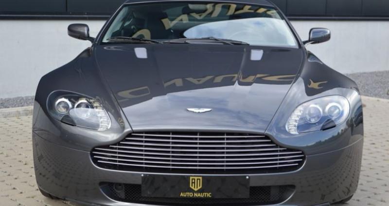 Aston martin VANTAGE 4.7i 426 ch 40.000 km !! Superbe état ! Gris occasion à Lille - photo n°3