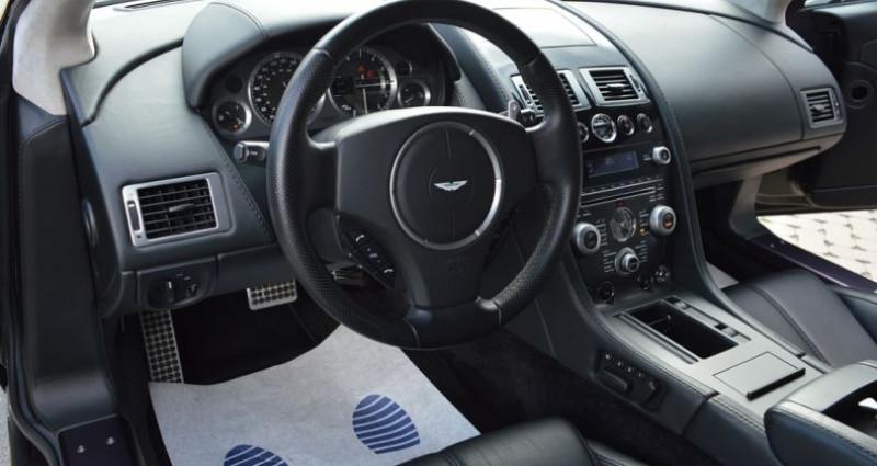 Aston martin VANTAGE 4.7i 426 ch 40.000 km !! Superbe état ! Gris occasion à Lille - photo n°7