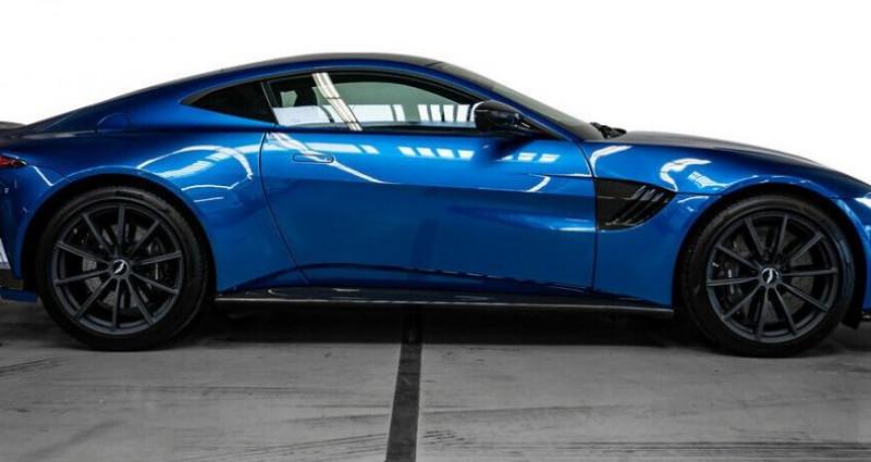 Aston martin VANTAGE AMR Boite Manuelle Bleu occasion à Boulogne-Billancourt - photo n°3