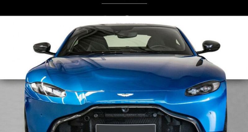 Aston martin VANTAGE AMR Boite Manuelle Bleu occasion à Boulogne-Billancourt - photo n°2