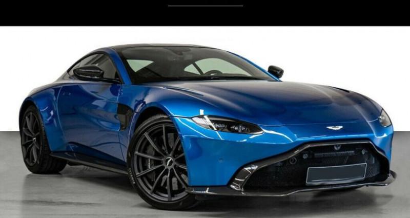 Aston martin VANTAGE AMR Boite Manuelle Bleu occasion à Boulogne-Billancourt