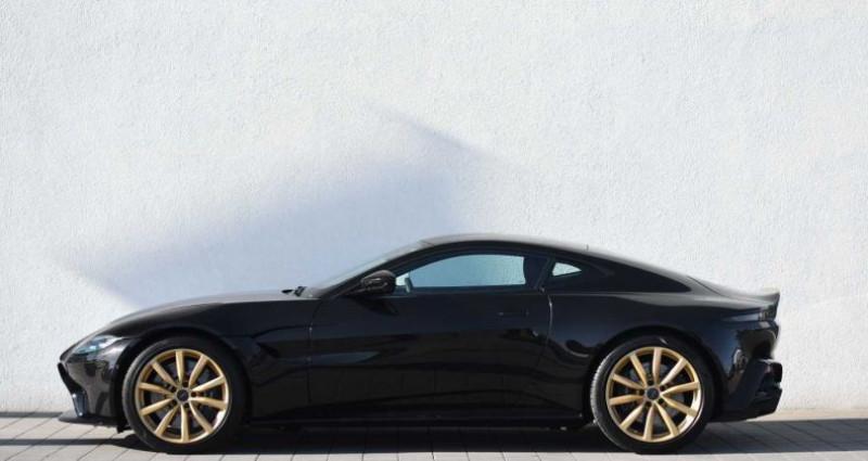Aston martin VANTAGE II COUPE V8 4.0 510 BVA8 Noir occasion à Boulogne-Billancourt - photo n°3