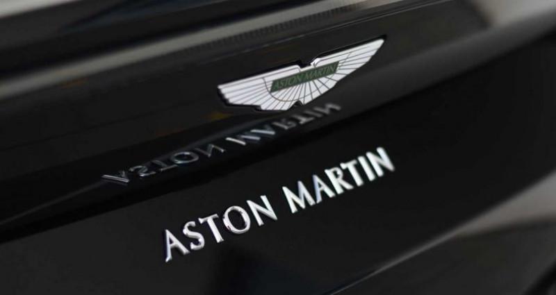 Aston martin VANTAGE II COUPE V8 4.0 510 BVA8 Noir occasion à Boulogne-Billancourt - photo n°7