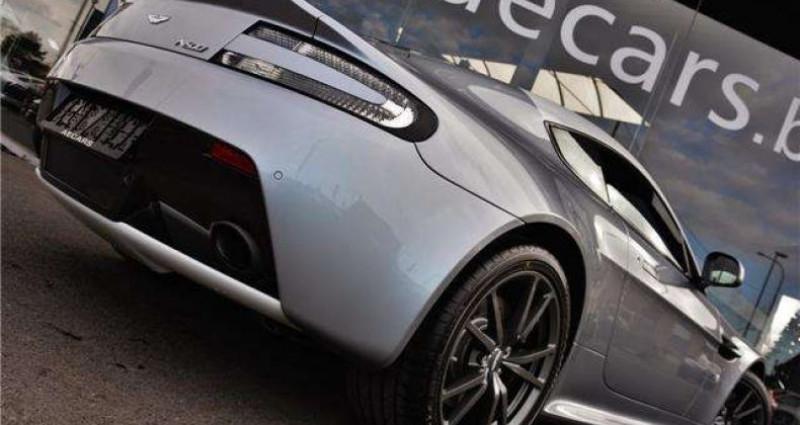 Aston martin VANTAGE N430 - - 1 OWNER - BELGIAN CAR Gris occasion à IZEGEM - photo n°4