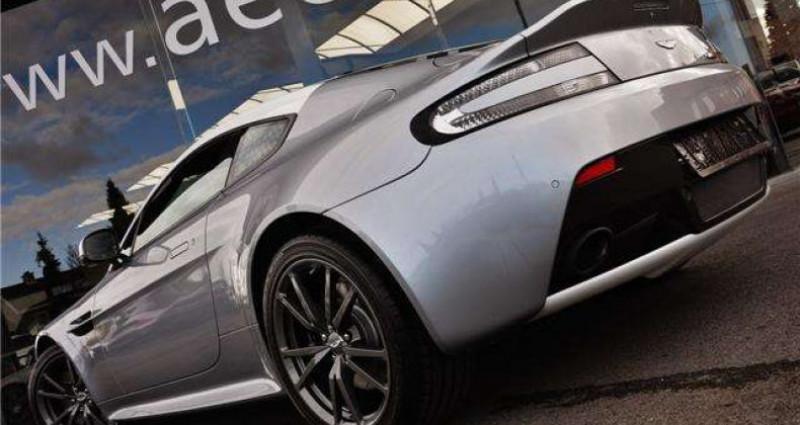Aston martin VANTAGE N430 - - 1 OWNER - BELGIAN CAR Gris occasion à IZEGEM - photo n°5