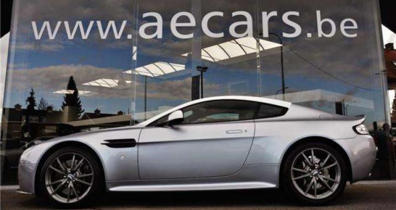 Aston martin VANTAGE N430 - - 1 OWNER - BELGIAN CAR Gris occasion à IZEGEM - photo n°3