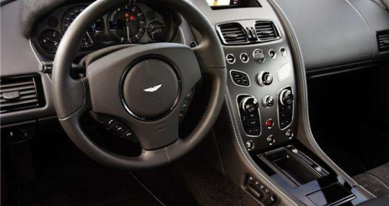 Aston martin VANTAGE N430 - - 1 OWNER - BELGIAN CAR Gris occasion à IZEGEM - photo n°6