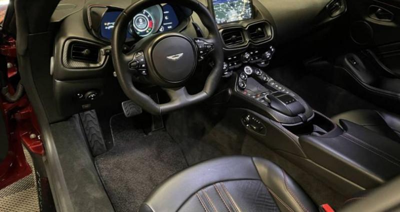 Aston martin VANTAGE New V8 V8 4.0 Biturbo 510 ch Rouge occasion à GUERANDE - photo n°7