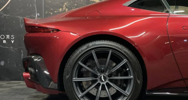 Aston martin VANTAGE New V8 V8 4.0 Biturbo 510 ch Rouge occasion à GUERANDE - photo n°4