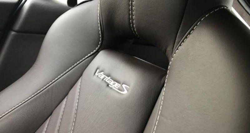 Aston martin VANTAGE s Coupe 437CH BVA7 Gris occasion à DIJON - photo n°7