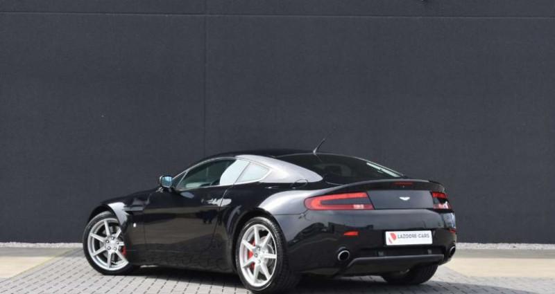 Aston martin VANTAGE V8 4.3i Noir occasion à NIEUWPOORT - photo n°4