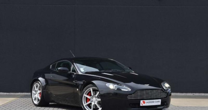Aston martin VANTAGE V8 4.3i Noir occasion à NIEUWPOORT - photo n°3