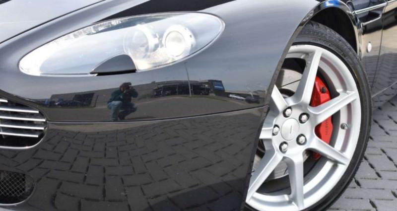 Aston martin VANTAGE V8 4.3i Noir occasion à NIEUWPOORT - photo n°2